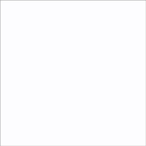 HVID / WHITE FOLIE 63 CM