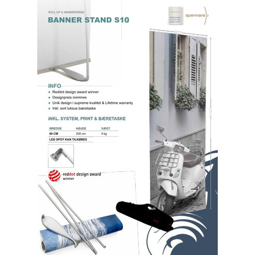 Bannerstand S10
