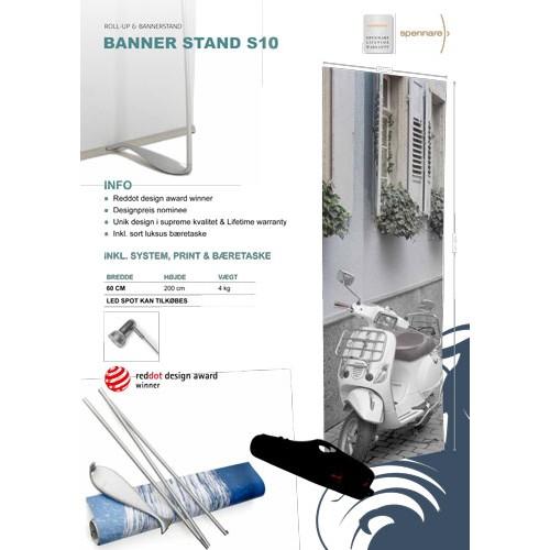 Bannerstand S10