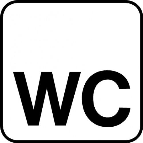 WC DS504 PIKTOGRAM