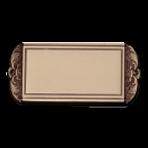 Graveret messingskilt 1124C  Dørskilte