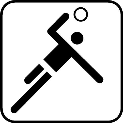 Håndbold-P107-piktogram-symbol