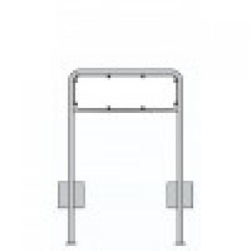 LAV GALGE 2-LG TIL SKILT 30X80 CM