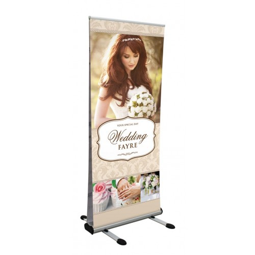 ROLL-UP OUTDOOR banner