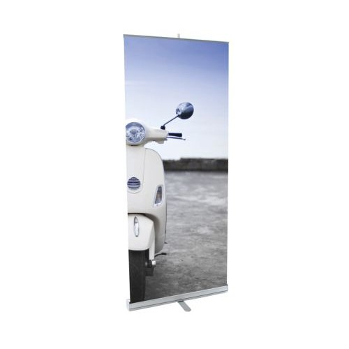 ROLL-UP T DOBBELTSIDET BANNER