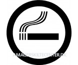Pictogram rygning tilladt (P209) pictogrammer