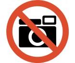 FOTOGRAFERING FORBUDT DS114 PIKTOGRAM